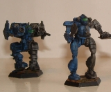 Assault Mechs
