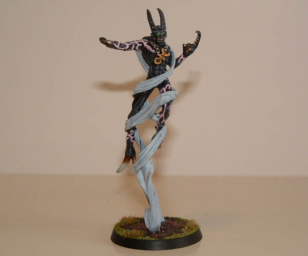 Slaanesh Daemon Prince Conversion Daemon Prince of Slaanesh