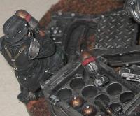 Death Korps Thudd Gun Unit - $215 for Unit of Three